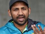 पाकिस्तान क्रिकेट संघाचा कर्णधार सरफराज अहमद