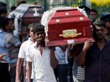 श्रीलंका दहशतवादी हल्ला