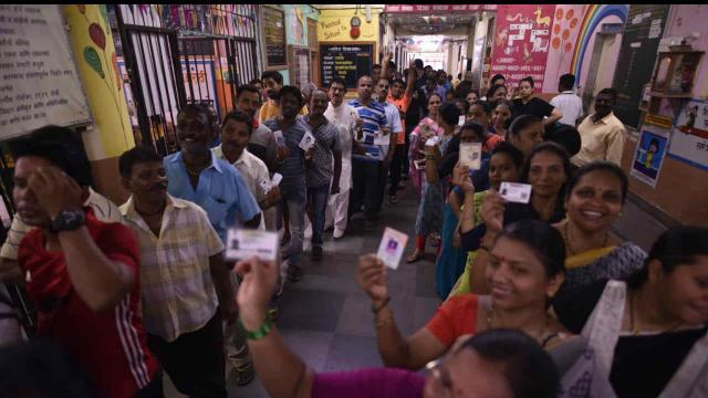 'Vote'कर मुंबईकर!