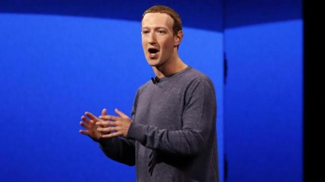Mark Zuckerberg , F8 annual developer conference