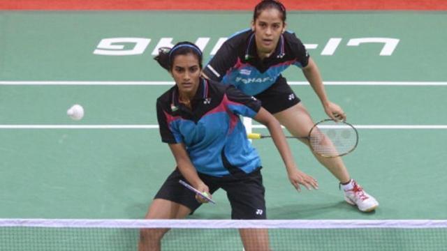 सायना सिंधू PV Sindhu, Saina Nehwal