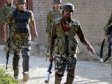 काश्मीरमध्ये दहशतवाद्यांविरुद्ध जवानांची कारवाई