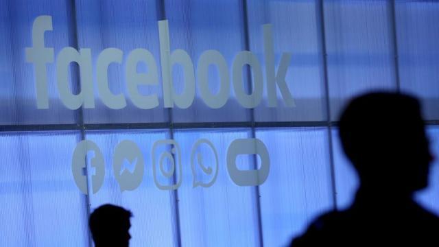 सोशल मीडिया कंपनी फेसबुक क्रिप्टोकरन्सीआधारित प्रणाली आणण्याची योजना तयार करत आहे. (AFP)