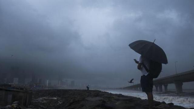 मान्सून पूर्व पाऊस