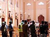 श्रीलंका ईस्टर हल्ला