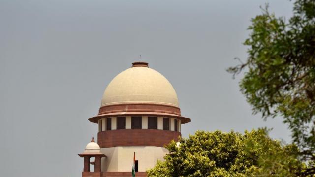 सर्वोच्च न्यायालय (Amal KS/HT PHOTO)