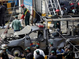 पाकिस्तानमधील लाहोर शहर स्फोटाने हादरुन गेले. (REUTERS PHOTO)