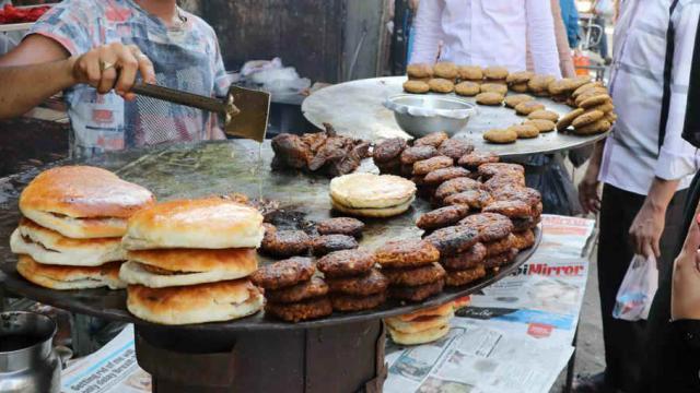 रमजानमधील खाद्यजत्रा