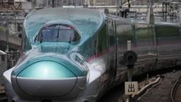 जगातील वेगवान बुलेट ट्रेन