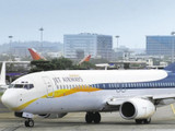 आर्थिक चणचणीमुळे गेल्या महिन्यापासून जेट एअरवेजची विमान सेवा बंद आहे.