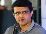 भारताचा माजी कर्णधार सौरव गांगुली