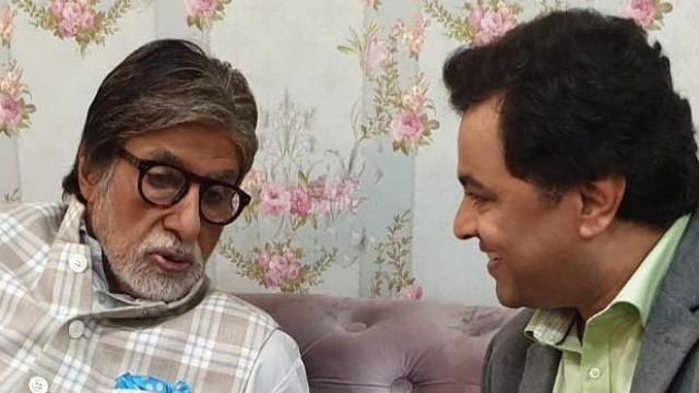 सुबोध भावे अमिताभ बच्चन