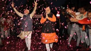 Hindustan Times Marathi News: लोकसभा निवडणुकीत भाजपचा ऐतिहासिक विजय आणि १० महत्त्वाचे मुद्दे