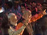 पंतप्रधान नरेंद्र मोदी आणि अमित शहा