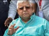 लालूप्रसाद यादव (PTI file photo)