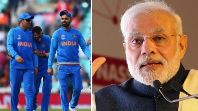 पंतप्रधान मोदींनी दिल्या टिम इंडियाला शुभेच्छा