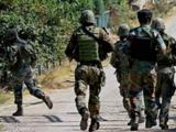 काश्मीरमध्ये कार्यरत असलेले सुरक्षादलाचे जवान