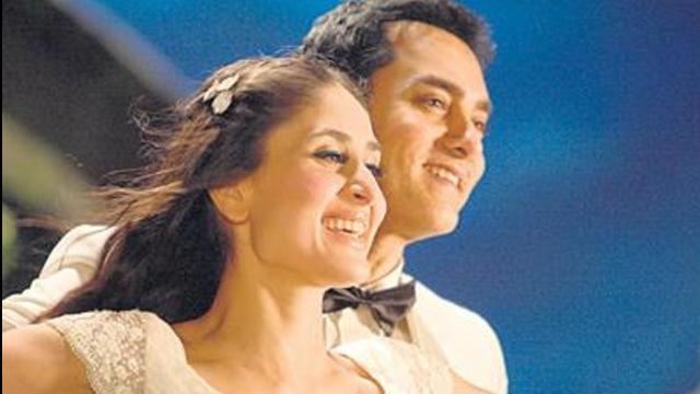 आमिर खान- करिना कपूर