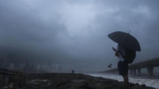 पाऊस (प्रातिनिधिक छायाचित्र)