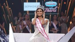 राजस्थानमधील २० वर्षांची सुमन राव ठरली यंदाची 'मिस इंडिया'