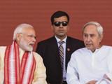 पंतप्रधान नरेंद्र मोदी आणि नवीन पटनाईक