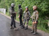 जम्मू-काश्मीरः दहशतवाद्यांबरोबर चकमक (ANI)