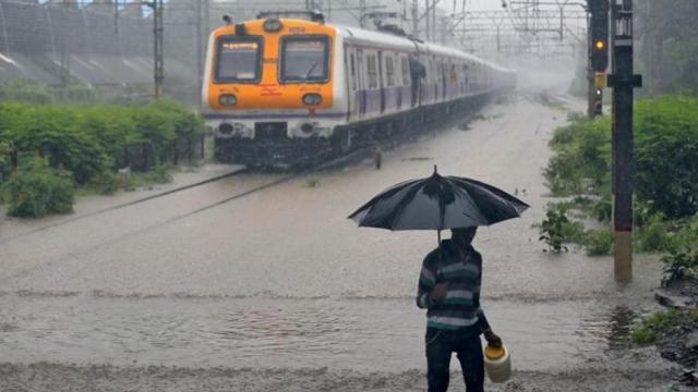 मुंबई पाऊस (संग्रहित छायाचित्र)