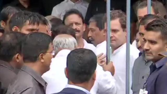 राहुल गांधी शिवडी न्यायालयात