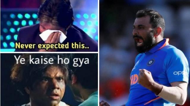 मोहम्मद शमीला संधी न दिल्याने क्रिकेट चाहत्यांना आश्चर्याचा धक्का बसला आहे.