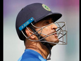 महेंद्रसिंह धोनी ( छाया सौजन्य बीसीसीआय ट्विटर अकाउंट)