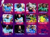 आयसीसीची ड्रिम इलेव्हन टीम