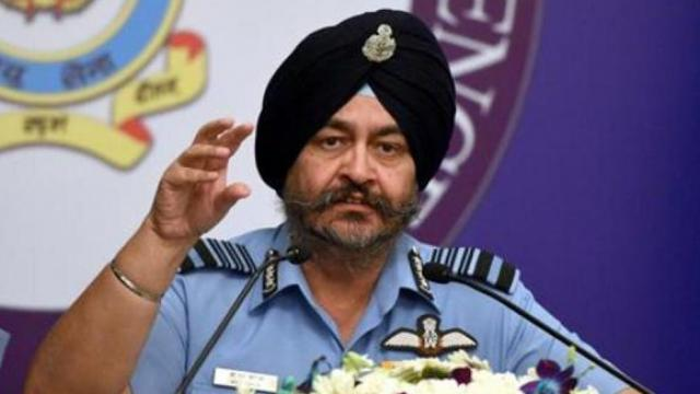 भारतीय हवाई दल प्रमुख