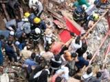 डोंगरी इमारत दुर्घटना