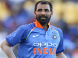 क्रिकेटर मोहम्मद शमी