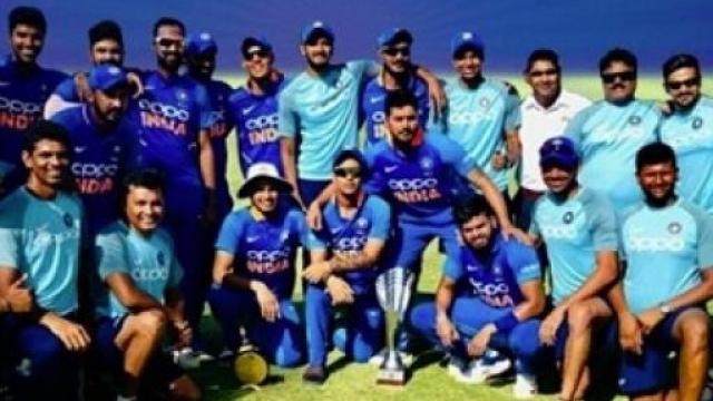 ज्युनिअर टीम इंडिया