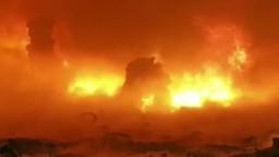 दादरमध्ये कापडाच्या दुकानाला भीषण आग
