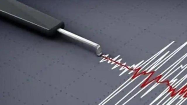 भूकंप मापनाचे छायाचित्र
