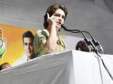 प्रियांका गांधी