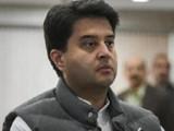 काँग्रेस नेते ज्योतिरादित्य शिंदे