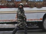 जम्मू काश्मीरमध्ये कडेकोड बंदोबस्त