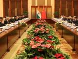 भारतीय परराष्ट्र मंत्र्यांनी घेतली चीनच्या परराष्ट्र मंत्र्यांची भेट