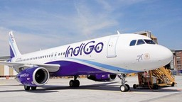 इंडिगो विमान