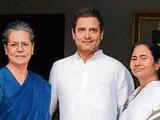 भाजपला रोखण्यासाठी काँग्रेस प.बंगालमध्ये ममता बॅनर्जींशी करणार 'समजोता'