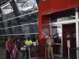 दिल्लीः IGI विमानतळ बॉम्बने उडवण्याची धमकी, एकाला अटक (प्रतिकात्मक छायाचित्र)