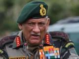 लष्कर प्रमुख जनरल बिपीन रावत