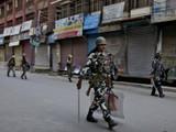 काश्मीरमध्ये तैनात जवान