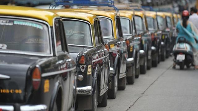 मुंबईतील टॅक्सी