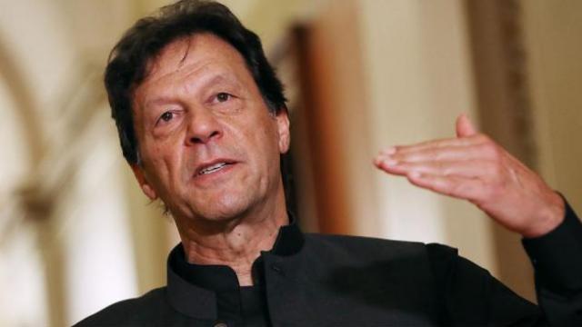 पंतप्रधान इम्रान खान