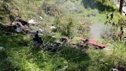 उत्तराखंडः मदतकार्यासाठी जाणारे हेलिकॉप्टर कोसळले, तिघांचा मृत्यू