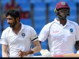 विंडीजचा पहिला डाव २२२ धावांत आटोपला